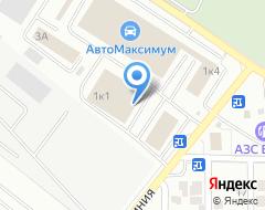Компания Автоклондайк на карте города