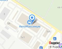 Компания Магазин автозапчастей для Москвич, ВАЗ на карте города