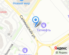 Компания Ойл-Сервис на карте города