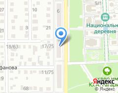 Компания Оренбургская Техинформ-Компания на карте города