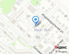 Компания Орен-Авто на карте города