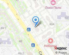 Компания Бастион на карте города
