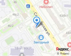Компания ОИКБ Русь на карте города