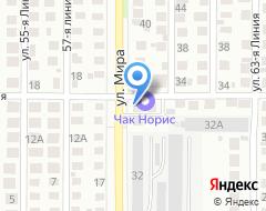 Компания Шинторг на карте города