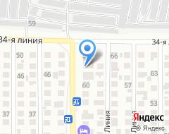 Компания Автоспециалист на карте города