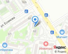 Компания AvtoZakaz56 на карте города