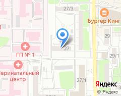 Компания Арбитражный управляющий Щербаков А.А на карте города