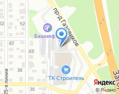 Компания Автостимул на карте города