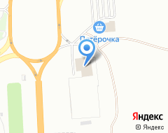 Компания Трак Сервис на карте города