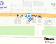 Компания Каскад-Оренбург автоцентр на карте города