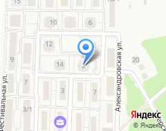 Компания Золотой квартал на карте города
