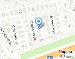 Компания Гармония в доме на карте города