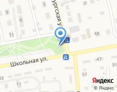 Компания Фортуна на карте города