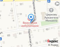 Компания Вероника на карте города