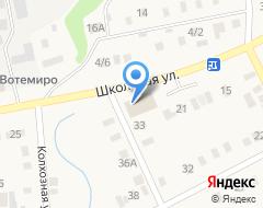 Компания Аист на карте города