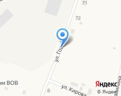 Компания Продовольственный магазин Сысоев В.В. на карте города