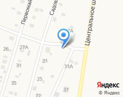 Компания Придорожный продуктовый магазин на карте города