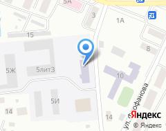 Компания Профессиональное училище №71 на карте города