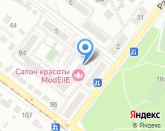 Компания АБВГДейка на карте города