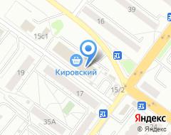 Компания Банкомат МДМ Банк на карте города