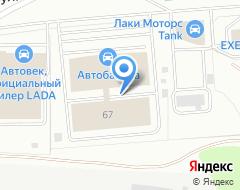 Компания Ломбард №1 на карте города
