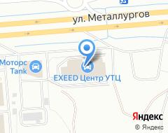 Компания MotoShape на карте города