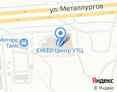 Компания СОЛЛЕРС-ФИНАНС на карте города