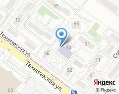 Компания Детская музыкальная школа №7 им. С.В. Рахманинова на карте города