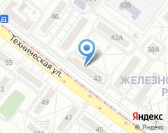 Компания Патриот на карте города