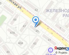 Компания Центавр на карте города