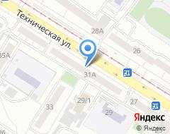 Компания Рыбачок на карте города