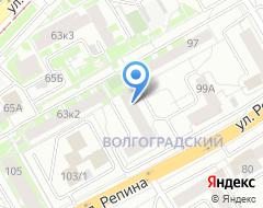Компания СОВА-Тур на карте города