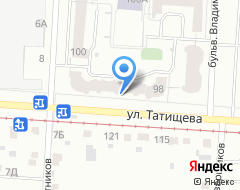 Компания КОМПАНИЯ ТОРГКОМПЛЕКТ на карте города
