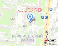 Компания Золотая подкова на карте города