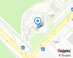 Компания Интерактивные Мультимедийные Технологии на карте города