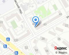 Компания Артес на карте города