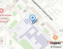 Компания Средняя общеобразовательная школа №181 на карте города