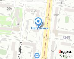 Компания ЮриКА на карте города
