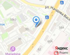 Компания РЭД на карте города