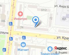 Компания Деньгимигом на карте города