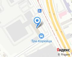 Компания УралТендер на карте города