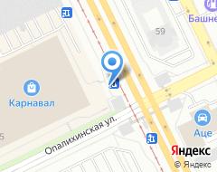 Компания Экспресс Деньги+ на карте города