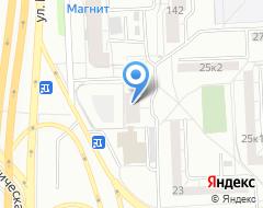 Компания Цитадель на карте города