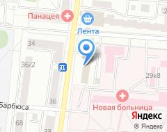 Компания StarLight на карте города