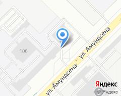 Компания Институт электрофизики на карте города