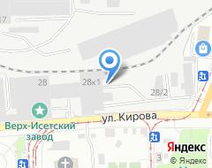 Компания ЮРИУС на карте города