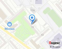 Компания Турбюро Екатеринбург на карте города