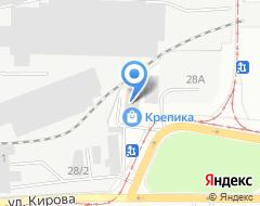 Компания ФЛОРИ на карте города