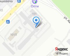 Компания Институт металлургии УрО РАН на карте города