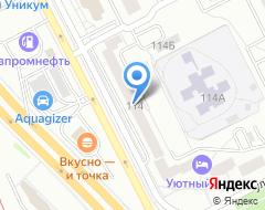 Компания Олимпик на карте города